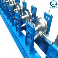 Wholesale High Pressure Punching Metal Shutter Door Roll Forming Machine Approved CE from china suppliers