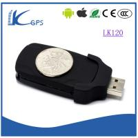 Wholesale Best sell dog gps tracker with small Waterproof Pets GPS Trackers Black LK120 from china suppliers