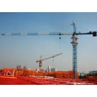 Wholesale Tower Crane QTZ160 (TC6518/TC7010) max load 10t from china suppliers