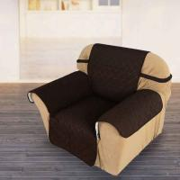 Buy cheap Single Color Ultrasonic All Size Waterproof Sofa Cover TPU Lamination from wholesalers