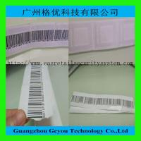 Wholesale Supermarket Alarm 8.2MHz RF Soft Label , 41 x 35mm EAS Sticker Tag from china suppliers