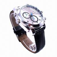 Buy cheap 1080P IR Spy DVR Watch Camera with Water-resistant Function from wholesalers