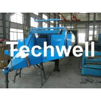 Wholesale Electric Control Trailer Mounted K Span Roll Forming Machine For Arched Roof Panel from china suppliers