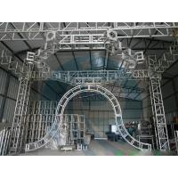 Wholesale High corrosion resistance Aluminum stage  truss for move performances from china suppliers