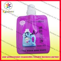 Wholesale Custom Print Doypack Spout Pouch Packaging For Shampoo , Gas Barrier from china suppliers