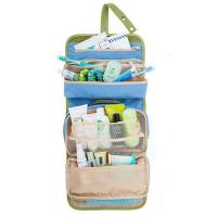 Quality Roll up organizer bag for traveling, made of polyester, light weight, large capacity, OEM welcome for sale