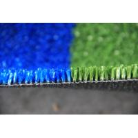Wholesale green blue color  higher density artificial grass for tennis court from china suppliers