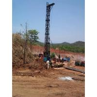 Wholesale Gold Mining Core Exploration Drill Rigs Deep 2600m Multiple Speed from china suppliers
