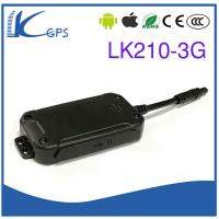 Wholesale online mobile number gps tracker lk210-3g from china suppliers