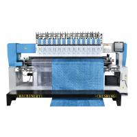 Wholesale High Speed Computerized Embroidery Machine Sequins Quilting and Embroidery Machine from china suppliers