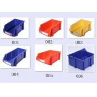 Wholesale Industrial stackable storage plastic parts bin 500*380*250 mm from china suppliers