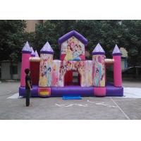 Wholesale Indoor 120Kg Inflatable Bounce Houses Playground With Princess Theme from china suppliers