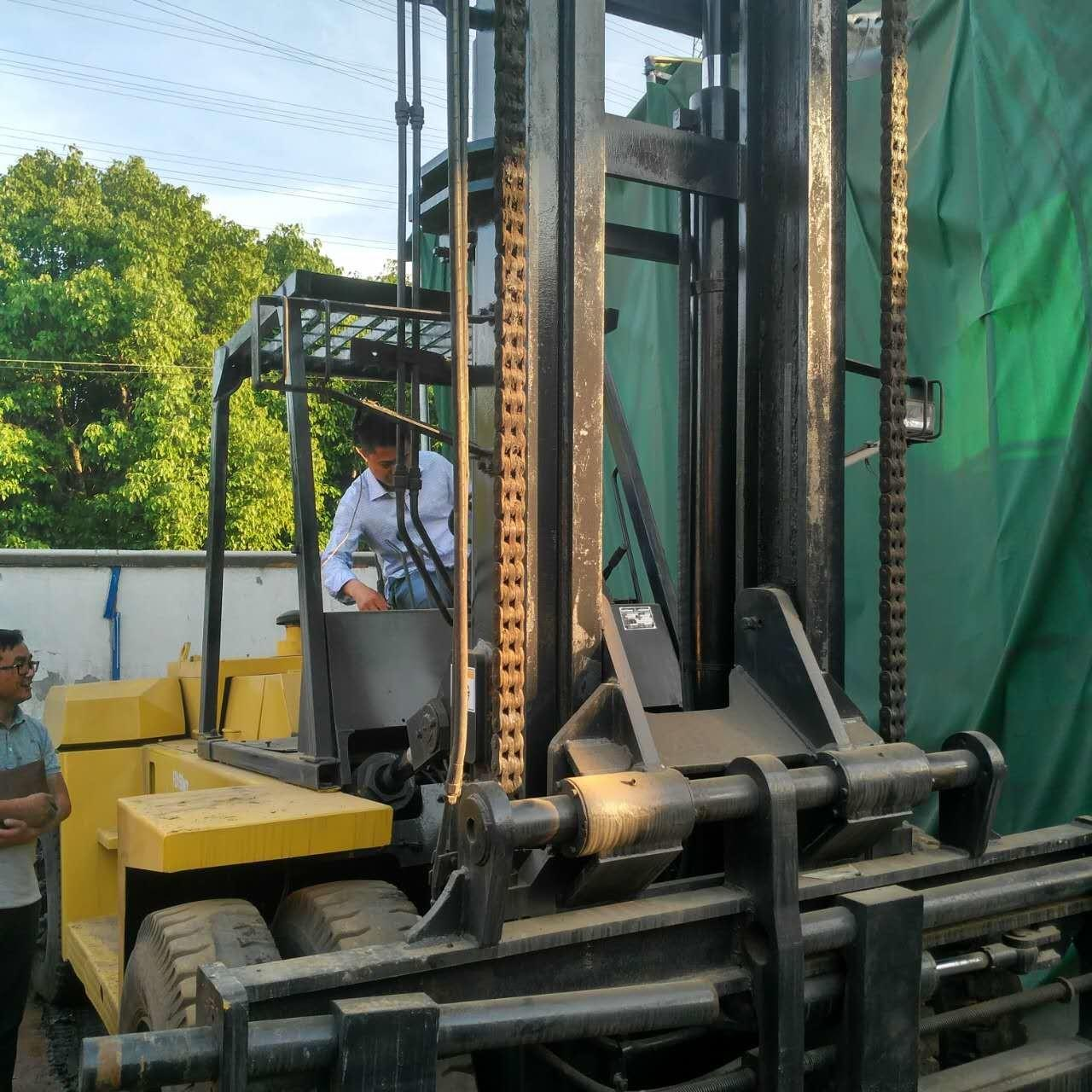 Wholesale Cheap price Good  quality used Mitsubisgi FD150  forklift truck for sale from china suppliers