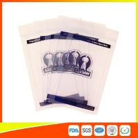 Wholesale OEM LDPE Plastic Industrial Ziplock Bags for Packing Original Spare Parts from china suppliers