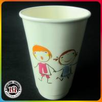 Wholesale Double Wall Hot Drink Paper Cup for High-grade Stores from china suppliers