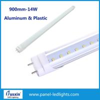 Wholesale 2FT 9W CE RoHS High Lumen LED T8 Tube , Single and double sided 600mm LED Tube AC100-277V from china suppliers
