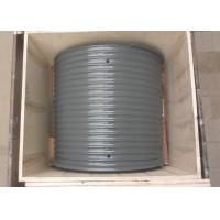 Quality Aluminium Alloy Drum Shaped Wire Rope Reel with Different Reel Diameter for sale