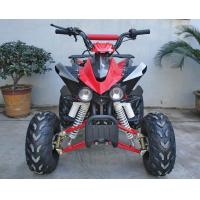 Wholesale Automatic Clutch Youth Racing ATV 110cc With Front Drum Brake 60km/H from china suppliers