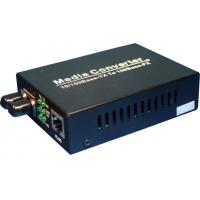 Wholesale Internet 10 / 100 / 1000Base T Media Converter High Performance Low Power Dissipation from china suppliers