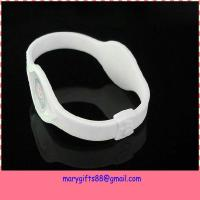Wholesale 2014 customized silicone balance power bracelet from china suppliers
