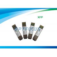 Wholesale 10 Gbe SFP SX Fiber Transceiver 40km  LC DDM 11.1Gb / s bit rates from china suppliers