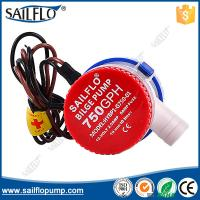 Buy cheap Popular hot sales Sailflo 750GPH non- auto boat submersible bilge pumps from wholesalers