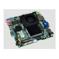 Wholesale Low Power Celeron 1037U Nano PC Motherboard with SATA 3.0 Support VGA / HDMI / LVDS from china suppliers