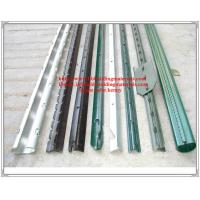 Wholesale China supplier,Fencing materials, Fence post, Steel fence Post from china suppliers