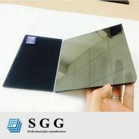 Wholesale Dark Gray Reflective glass 4mm 5mm 5.5mm 6mm 8mm 10mm 12mm from china suppliers