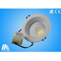 Wholesale 8A  9w  Indoor COB LED Down Light D112.5*50.5mm AC90-264V ROHS from china suppliers