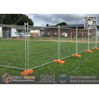 Wholesale Tempoary Fencing sales Auckland with orange Plastic block | AS4687-2008 from china suppliers