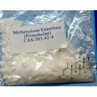 Wholesale 303-42-4 Primobolan Breast Cancer Steroids Methenolone Enanthate for Tablet Medicine from china suppliers