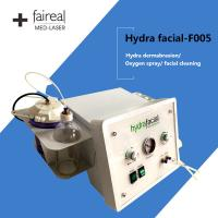 Wholesale Proptable hydra dermabrasion oxygen facial machines and cleansing make skin revitalizer from china suppliers