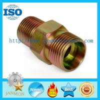 Wholesale Stainless steel connectors,Stainless steel pipe fittings,Stainless steel fittings,Stainless steel hydraulic fittings from china suppliers