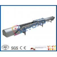 Wholesale Screw Conveyor Design Fruit Processing Equipment With SUS304 Stainless Steel from china suppliers