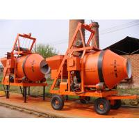 Wholesale Mobile Reverses Discharging Portable Electric Cement Mixer 750L Volume Low Noise from china suppliers