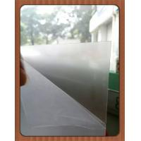 Buy cheap 0.5mm ultra thin clear acrylic plexiglass sheet from wholesalers