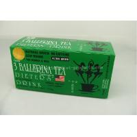 Wholesale Herbal Extracts 3 Ballerina Tea , Fastest Weight Loss Slimming Coffee Tea from china suppliers