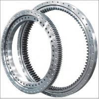 Wholesale Electricity Equipment Single Row Slew Ring Bearings Four Point Contact Ball External Gear from china suppliers