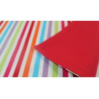 Wholesale Nonwoven / Polyester Striped Dining Table Mats 180grams / 230gsm ISO9001 from china suppliers