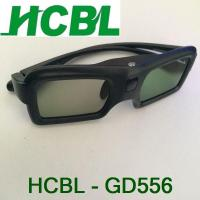 Wholesale Promotional Thicken Lenses Active 3D TV Glasses With Absolute Transmittance Of 38% from china suppliers