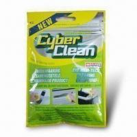 Wholesale Computer Cleaning Supplies, Cyber Clean with Absorption Capacity, Available in Various Colors from china suppliers