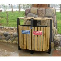 Wholesale Environmental WPC square dustbin RMD-D1 from china suppliers