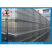 Wholesale Anti-Corossion Welded Wire Mesh Fence 2.5 * 3.0m / Galvanized Welded Mesh Panels from china suppliers