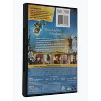 Wholesale Supply New Release Cartoon Disney Dvd Movie : Alice Through the Looking Glass DHL Free Shipping