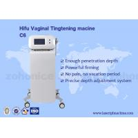 Wholesale High Intensity Focused Ultrasound Hifu Vaginal Tightening Machine 360 Automatic Roating from china suppliers