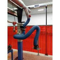 Buy cheap Welding Fume Arms with factory price, wall mounted flexible extraction arms from wholesalers