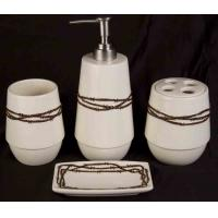Wholesale Designer Ceramic Pedestal sink Bathroom ceramic basin with Pedestal from china suppliers