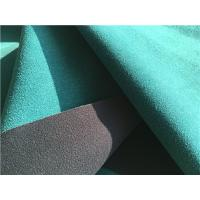 Wholesale 140CM Width Suede Leather Fabric , Handbags Suede Leather Material from china suppliers