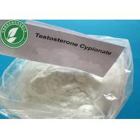 Wholesale White Crystalline Raw Steroid Powder test cyp Testosterone Cypionate CAS 58-20-8 from china suppliers